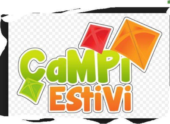 Campi estivi 2018,  in collaborazione tra i comuni del Borgo a Mozzano, e Bagni di Lucca
