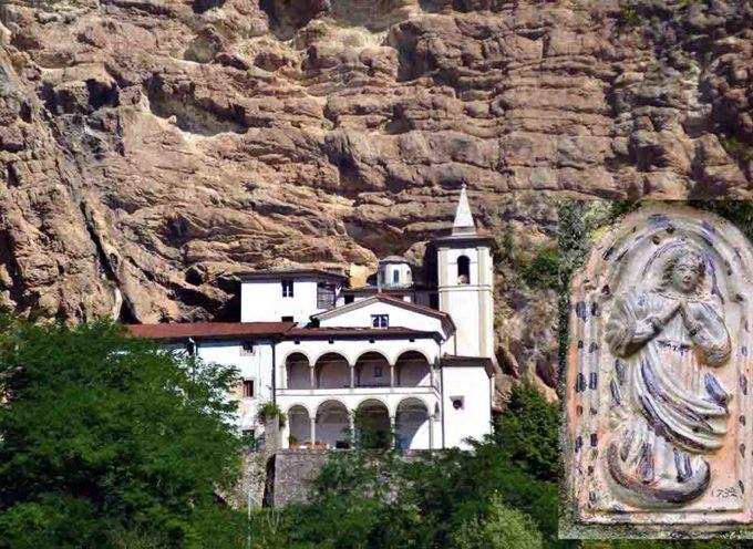 Eremo di Calomini 170 anni miracolo Madonna monte Penna