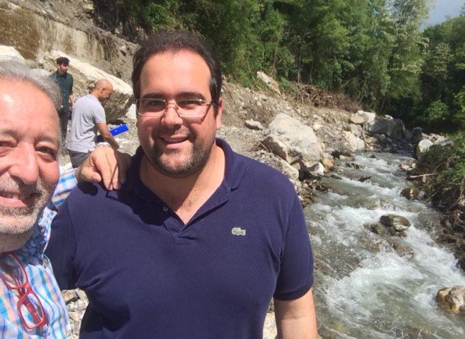 Proseguono i lavori di sicurezza idrogeologica in Alta Garfagnana