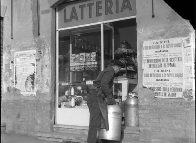 La latteria degli anni '50…