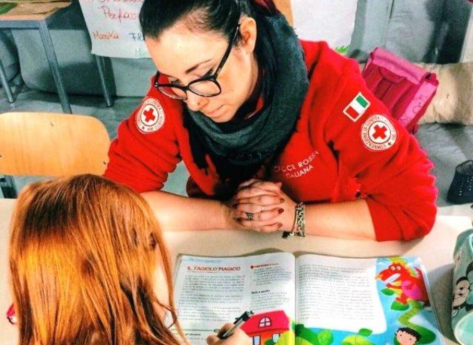 I giovani della Croce Rossa Italiana si incontrano a Bagni di Lucca.