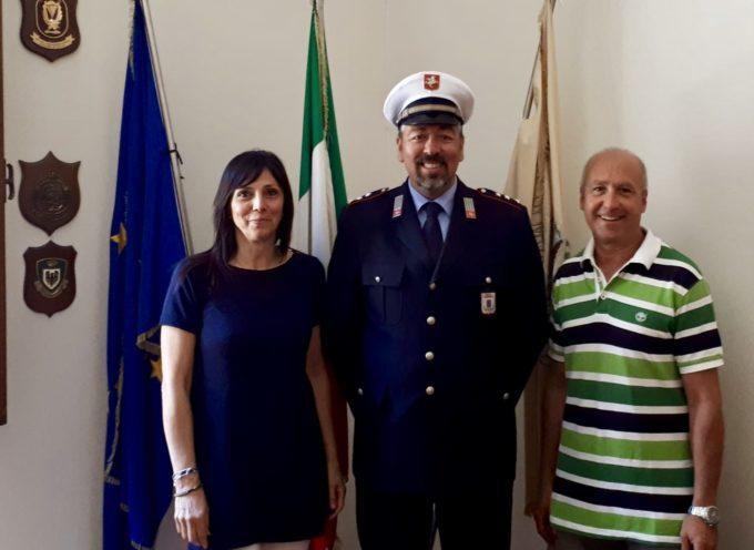 NUOVO COMANDANTE PER LA POLIZIA  MUNICIPALE DI MONTECARLO