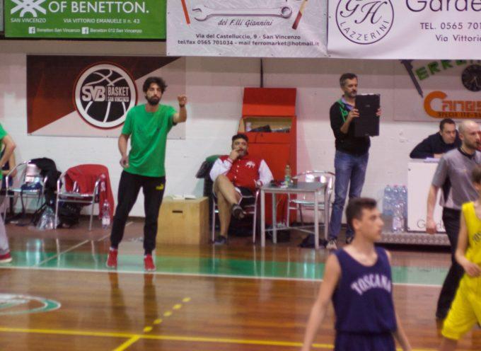 Successo dell'XI° Torneo Fosco Carloni, vetrina toscana per gli U13 del basket