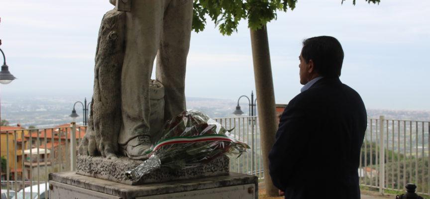 1 Maggio: Giovannetti e Mallegni al Monumento del Lavoratore a Capezzano Monte,