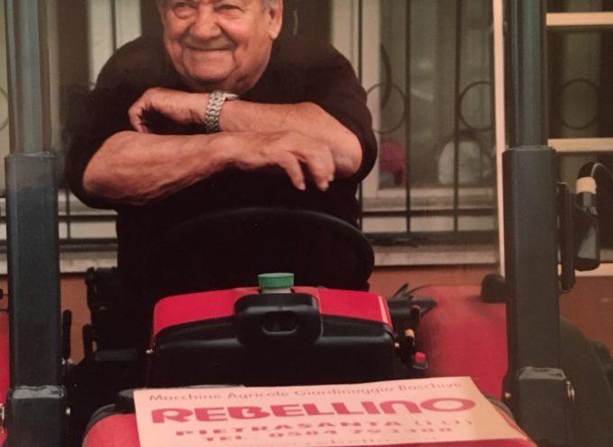 Lutto: è scomparso Rebellino, il cordoglio di Mallegni e Giovannetti