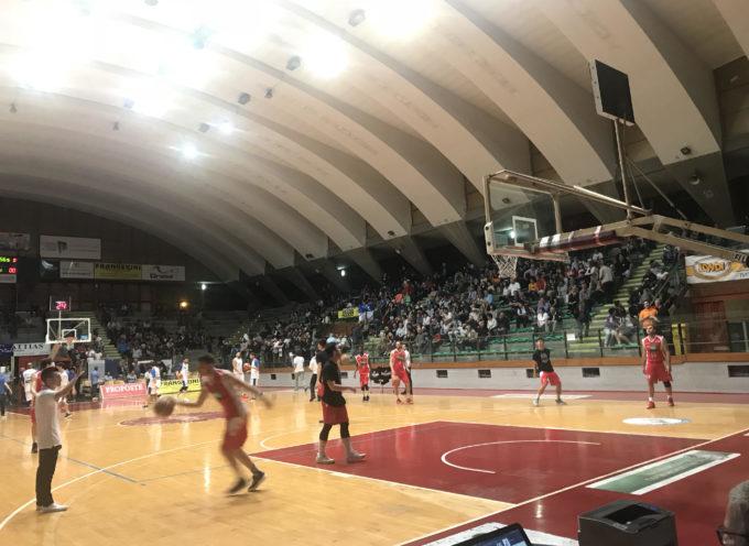 Geonova esce sconfitta dal Palamacchia e abbandona i Play off