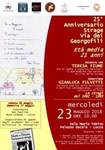 Loc GEORGOFILI 23 MAGGIO