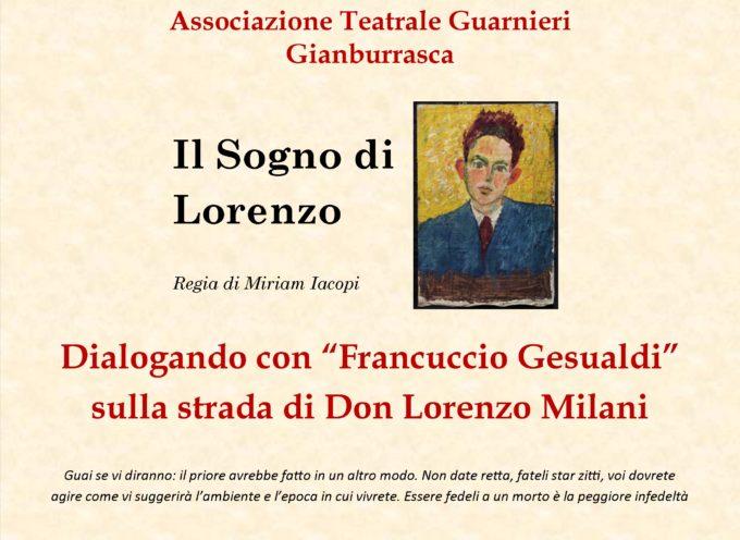 """Dialogando con """"Francuccio Gesualdi"""" sulla strada di Don Lorenzo Milani"""