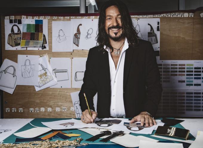 Le borse dello stilista altopascese Luca Piattelli nel tempio italiano della moda