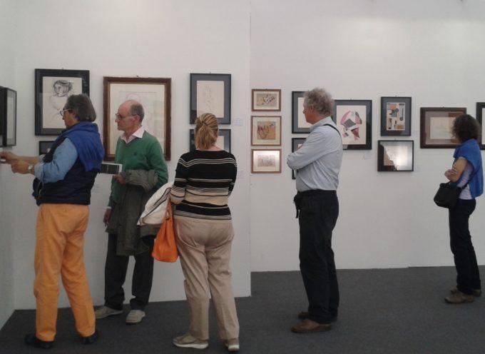 Lucca Art Fair, si alza il sipario sulla fiera d'arte contemporanea