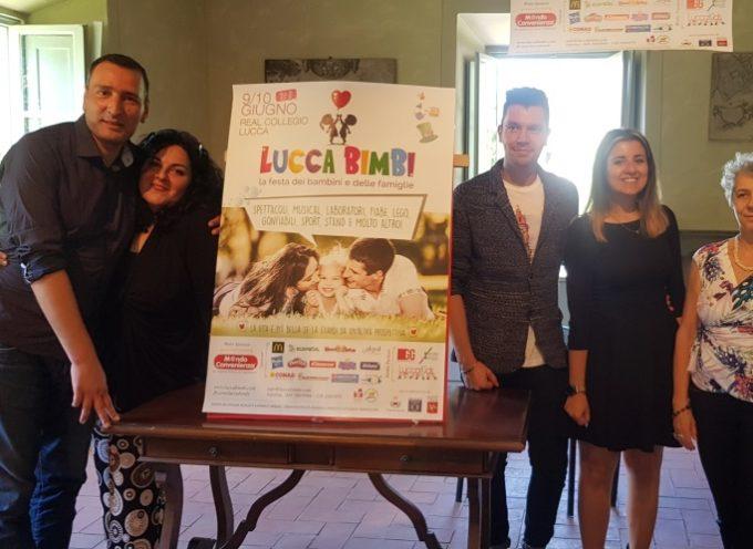 """Il paradiso dei bambini? È a Lucca il 9 e 10 giugno  con """"Lucca Bimbi"""