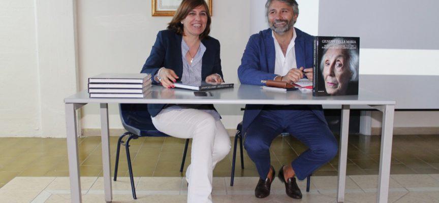 PRESENTATO IL VOLUME 'RITRATTI DI CENTENARI TOSCANI'  DI GIUSEPPE DELLA MARIA