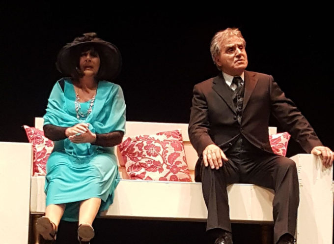 AD ARTE' VA IN SCENA 'PLAZA SUITE' DI NEIL SIMON