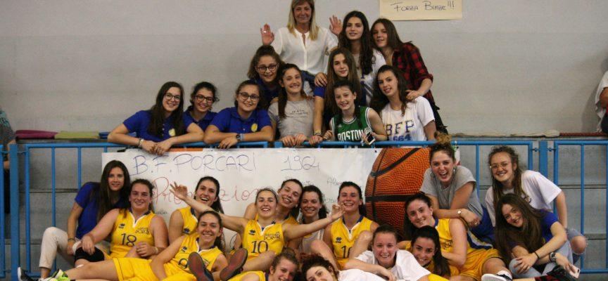 RISULTATI DEL   Basket Femminile Porcari