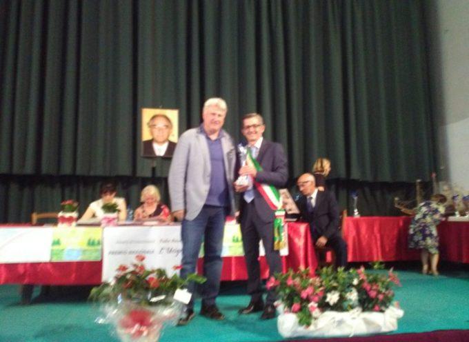 """Lo scrittore di gialli Daniele Venturini, ha vinto il primo premio alla XXIII Rassegna Internazionale """"Padus Amoenus"""" 2018,"""