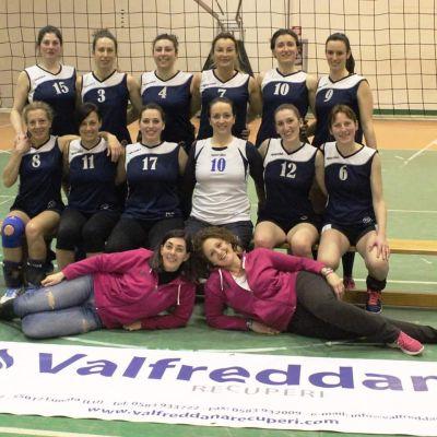 Le campionesse nazionali dell'Unione Borgo a Mozzano piegano Pisa e mettono Rimini nel mirino per il terzo titolo consecutivo