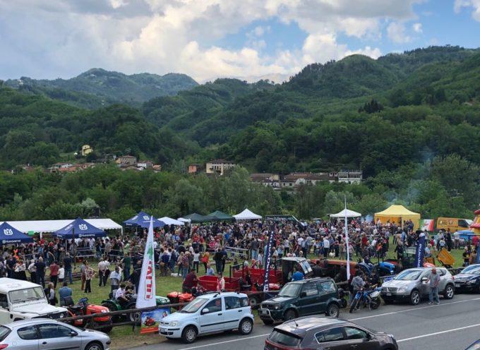 Triathlon della motosega a Piano di Gioviano, un successo senza precedenti la festa organizzata da Ulivi Garden e Husqvarna