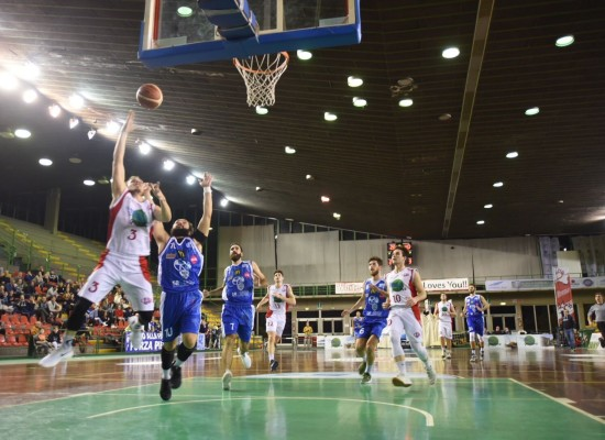 Seconda fase Play-off, geonova – Pielle livorno