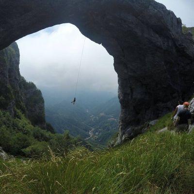 Altalena del Monte Forato domenica 24 giugno,