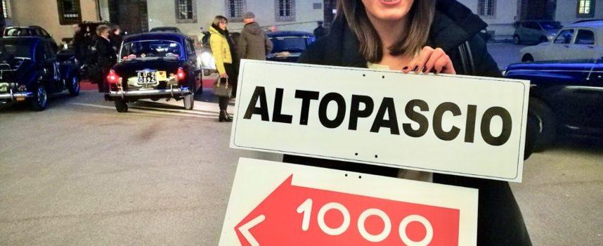 UN PAESE IN FESTA PER ACCOGLIERE LA 1000 MIGLIA E LA TORCH RUN