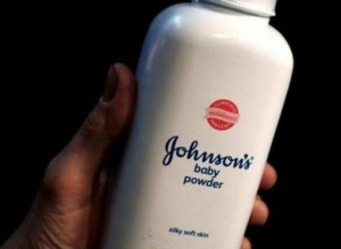 Borotalco cancerogeno, contiene amianto. Jonshon&Jonshon costretta a nuovo maxi-risarcimento