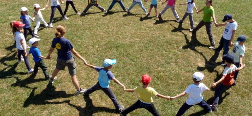 """i """"Campi Solari"""" per bambini e ragazzi dai 3 ai 14 anni, A PORCARI"""