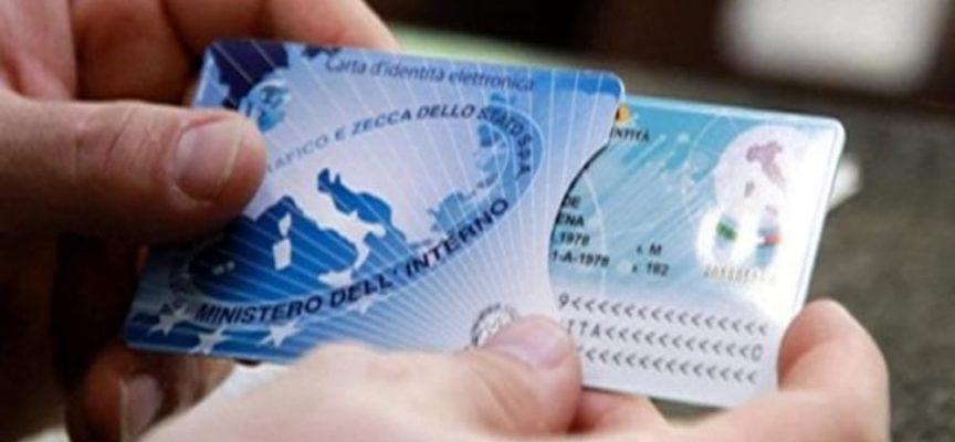 anche a porcari disponibile la carta di identita' elettronica