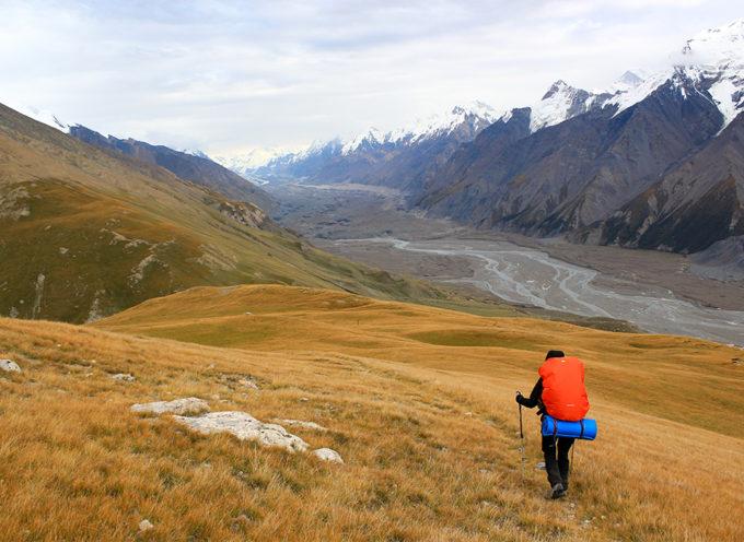 Zaino in spalla: i consigli per l'escursionista