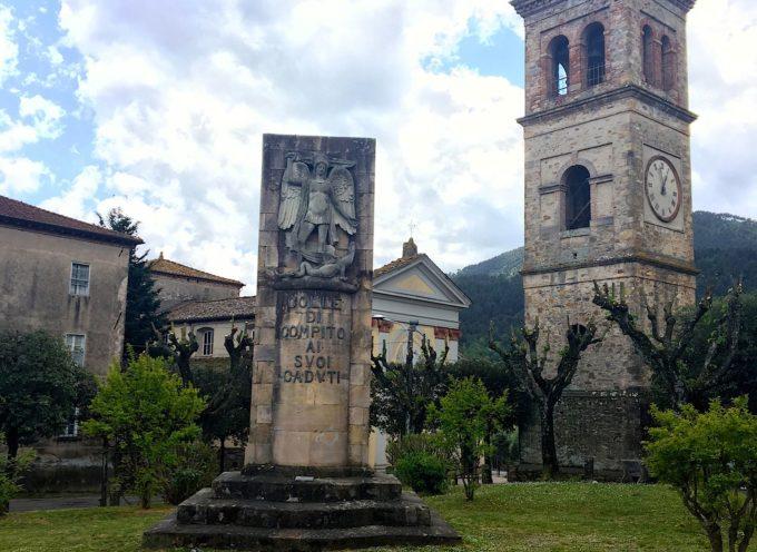 AL VIA IN ESTATE LA RIQUALIFICAZIONE DEL PARCO DELLA RIMEMBRANZA  DI COLLE DI COMPITO