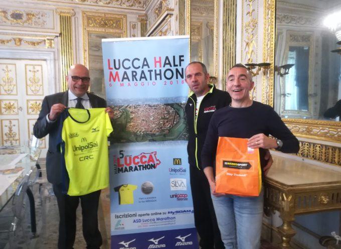 Lucca Half Marathon torna in città il 6 maggio