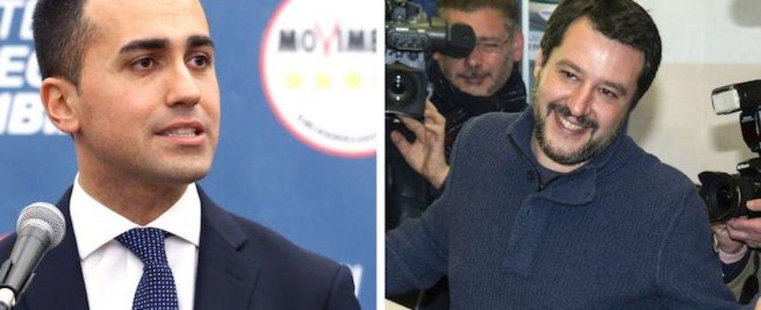 M5S-Lega chiedono 24 ore al Quirinale. Benevolenza critica da FI?