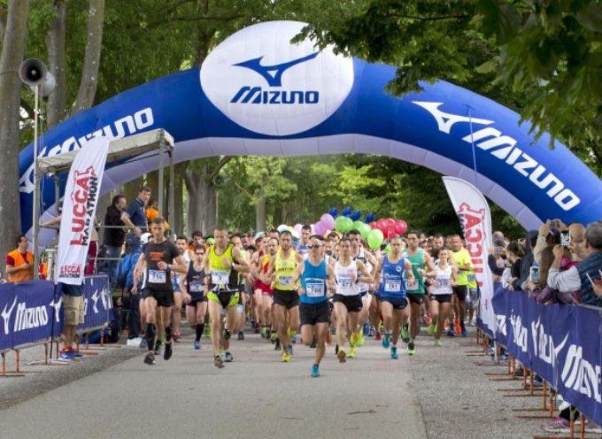 Oltre mille partecipanti alla Lucca Half Marathon