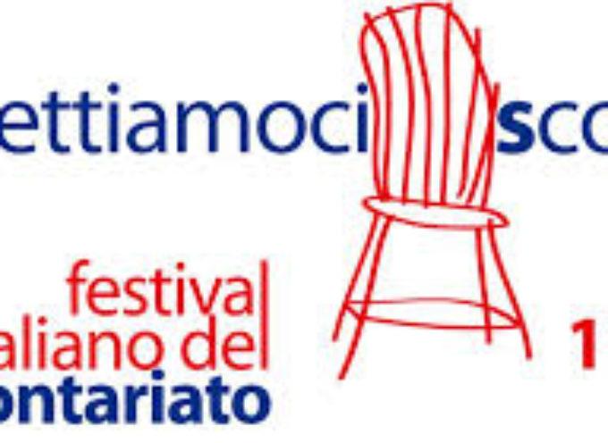 La città si prepara ad accogliere il Festival del Volontariato