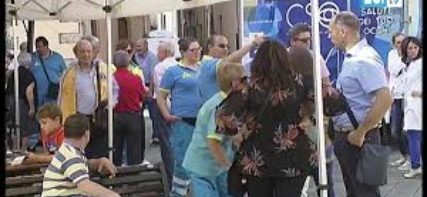 Grande successo per i chek-up medici promossi dai Lions Club Garfagnana