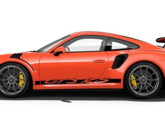 Quando le Porsche sfrecciano sulle strade della nostra provincia