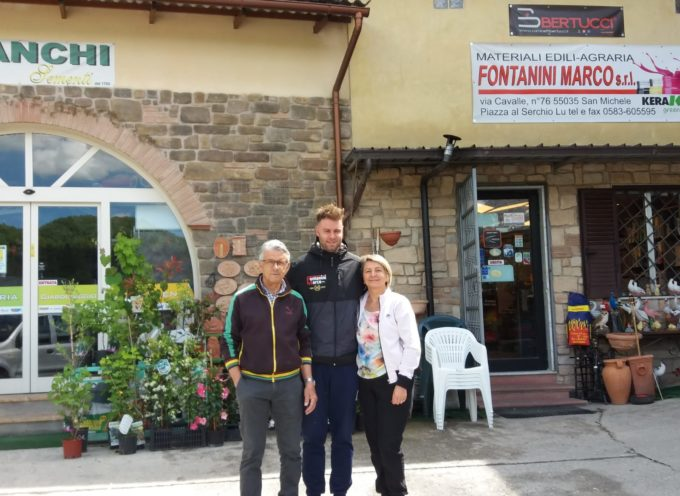 Piazza al Serchio, l'azienda Fontanini compie 50 anni