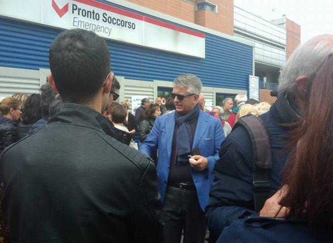 """Il Senatore Massimo Mallegni: """"Porterò il caso dei continui tagli all'Ospedale Versilia in Senato""""."""