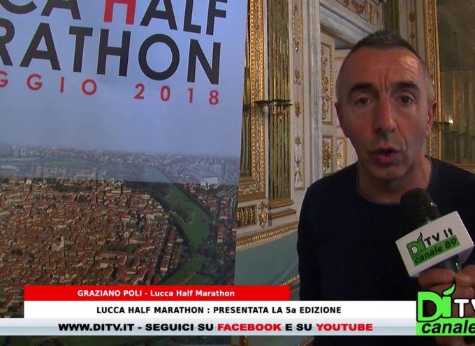 Presentazione Lucca Half Marathon 2018