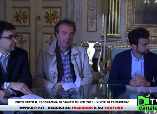 """Presentato il programma di Amico Museo 2018 – Visite di Primavera"""": Intervista a Stefano Ragghianti"""