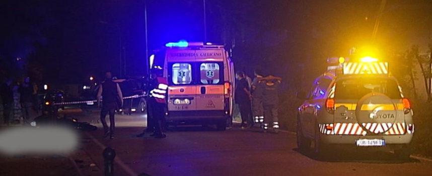 Tragedia a Piano di Coreglia: incidente mortale questa sera in Via Nazionale