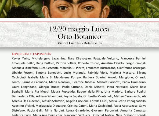 Omaggio a Frida: dal 12 al 22 maggio oltre 70 artisti da tutto il mondo, in mostra all'Orto Botanico per rendere omaggio alla pittrice messicana