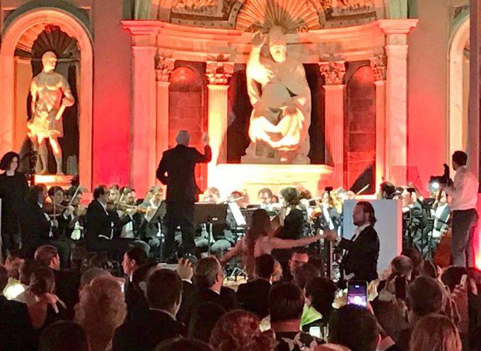 Il Festival ospite per il Gala degli Oscar degli Yacht di lusso al Salone dei Cinquecento, sabato 19 maggio