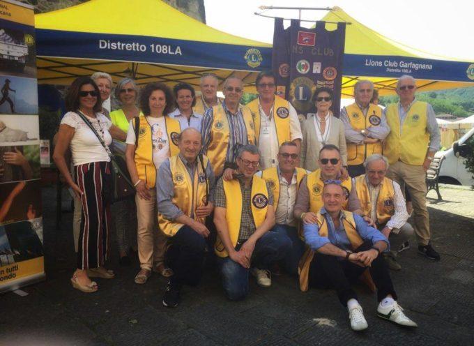 Lions Club Garfagnana – Un successo per Lions in Piazza