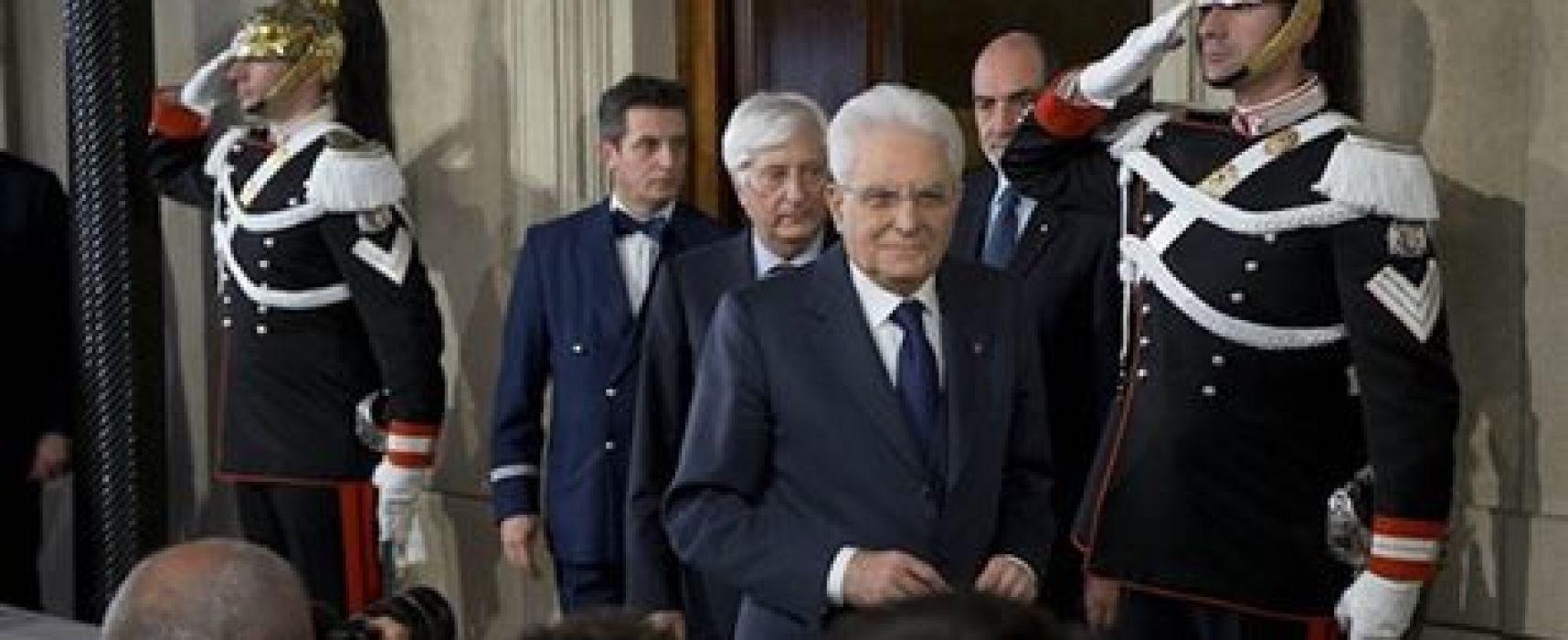 Salvini e Di Maio: subito al voto. Meloni: impeachment per Mattarella