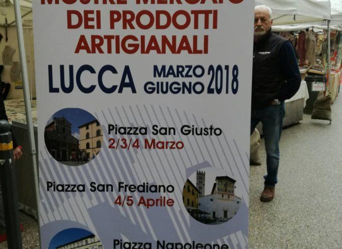Si tiene il 4, 5 e 6 maggio il terzo mercato artigianale che la Cna organizza in collaborazione con Piazzarte.