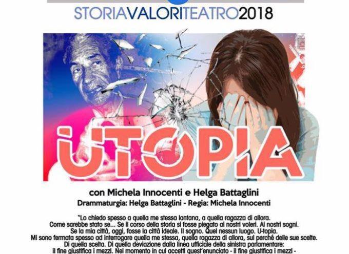 Utopia: per interrogarsi sul passato, a  Borgo a Mozzano