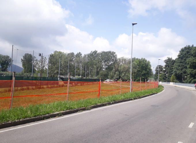 Quartieri Social: partono i lavori di riqualificazione dell'area verde e sportiva fra viale Einaudi e via Matteotti a Sant'Anna.