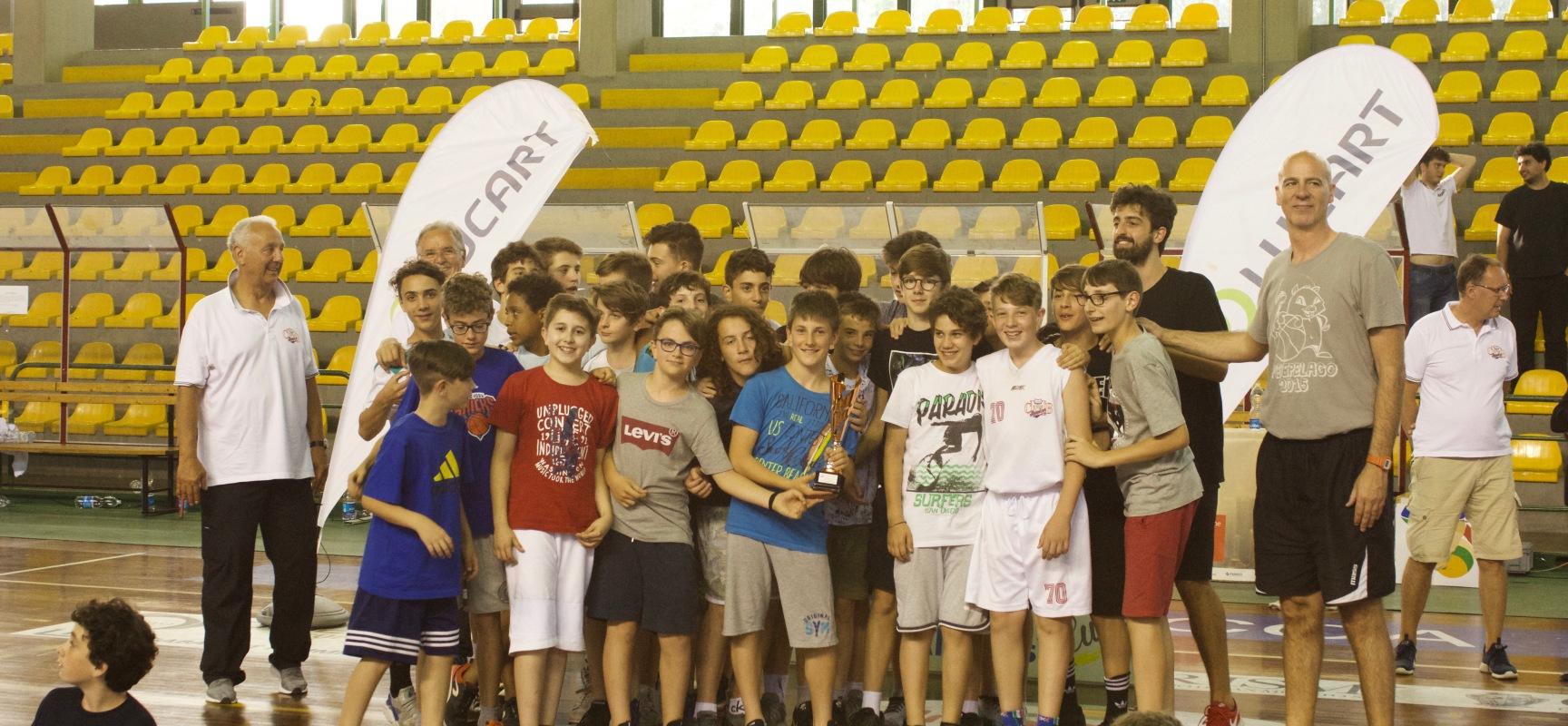XX TORNEO NAZIONALE U13 GESAM CUP MEMORIAL DANILO CORSI