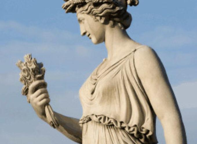 Nell'Antica Roma, 1 giugno: Festa di Carna, di Juno, di Terra Mater, Marte, Festa delle Piogge  e Secular ludi