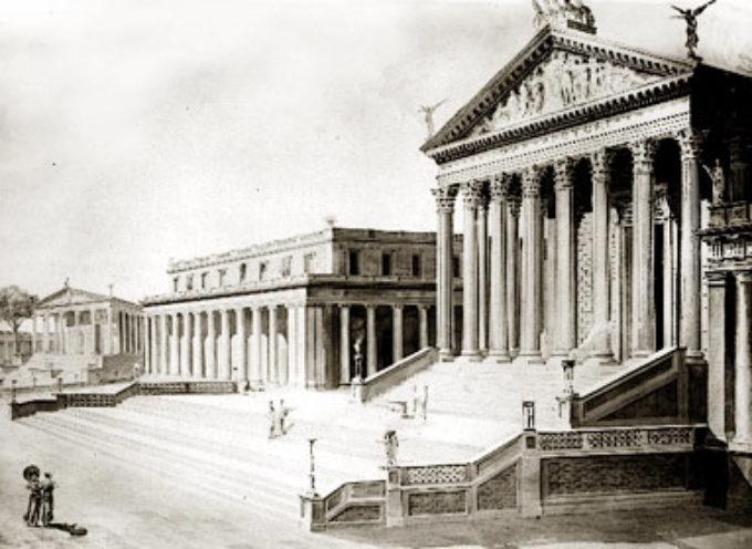 Nell'Antica Roma, 13-14 Giugno: Festa di Iuppiter Invictus, nel ricordo della dedicatio del Templum Iovis Invicti